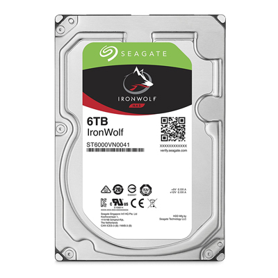 Seagate - IronWolf-ST6000VN0041
