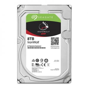 Seagate – IronWolf-ST8000VN0022