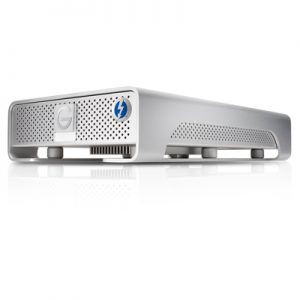 G-Drive with Thunderbolt (2TB)