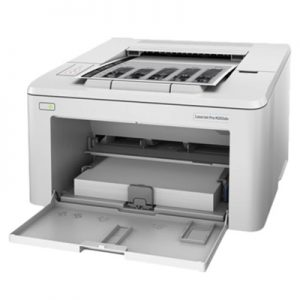 HP LaserJet Printer Model: M203dn