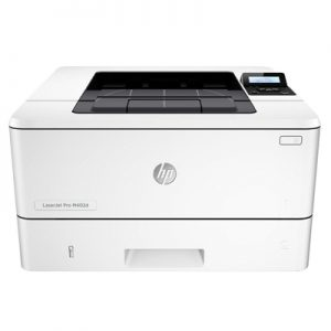HP LaserJet Printer Model: M402d