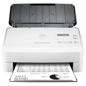 HP ScanJet Ent Flow 5000 s4