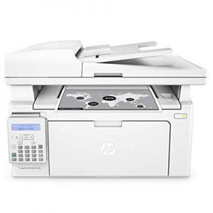 HP LaserJet MFP Model: M130fn
