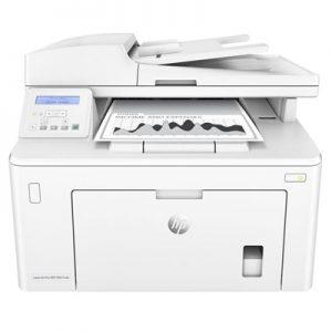 HP LaserJet MFP Model: M227sdn