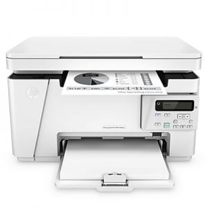 HP LaserJet MFP Model: M26nw