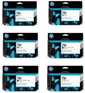 HP DesignJet T1700 730 DesignJetink