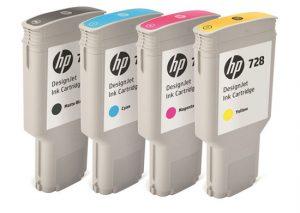 hp-ink-Designjet T730