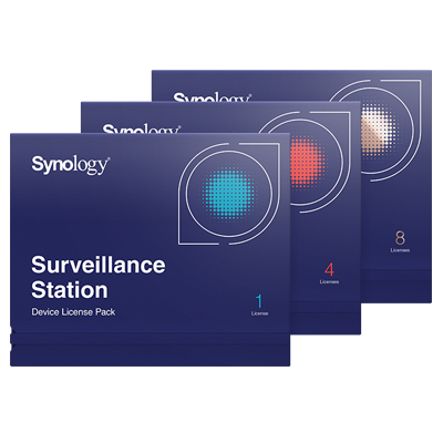Surveillance-Station-device-license-pack
