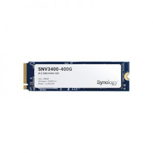 Synology SNV3400 M.2 NVMe SSD (400GB)