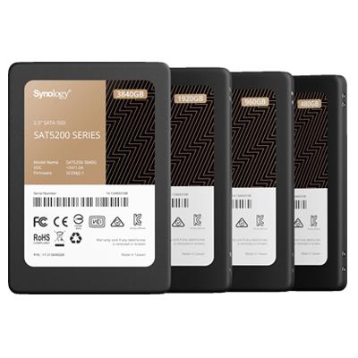 "Synology SAT5200 Series 2.5"" SATA SSD-3840gb"