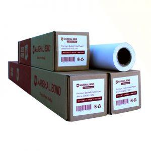 CAD36-110M <br /> Marshal Bond Inkjet <br /> Coated Paper 36 Inch