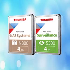 Toshiba - Hard Drives